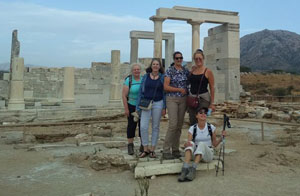 Naxos & Amorgos walking holiday