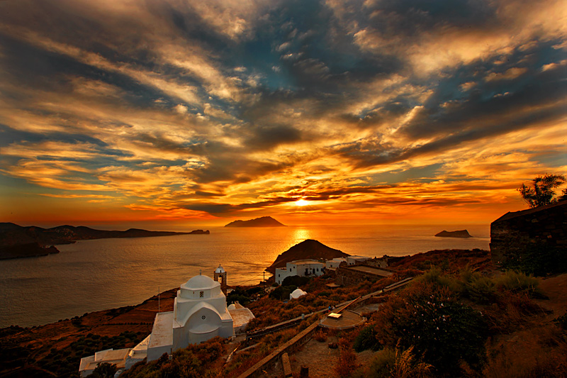 Cyclades photography workshop